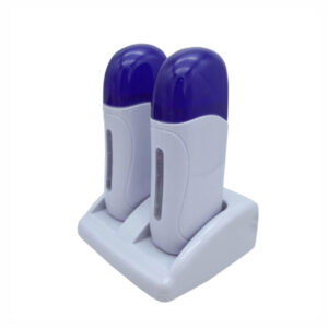 Double Roller Depilatory Wax Heater Base