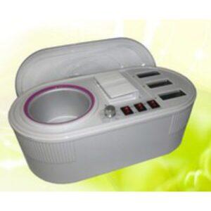 Wax warmer Dual heater
