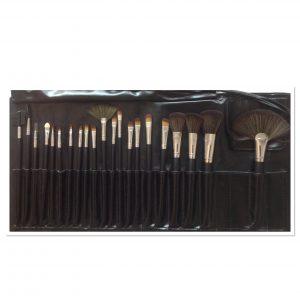 Makeup Brush Set Professional Advanced 21 Pcs Black