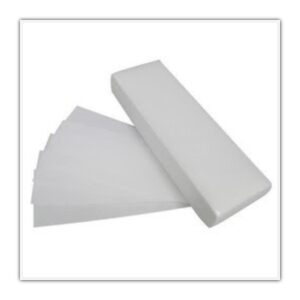 Wax strip paper pre cut 80