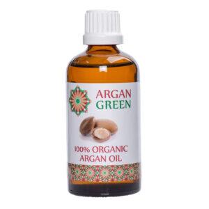 Argan Green Pure Organic Argan Oil 50ml