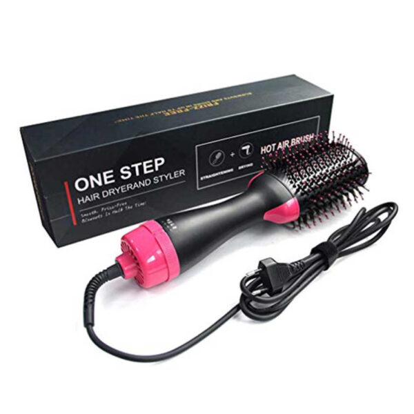 Hot Air Brush Hair Dryer and Styler