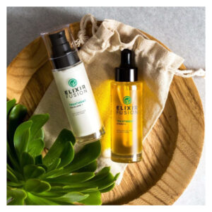 Elixir Fusion Duo Hydro C Oil and Squalane Face Serum